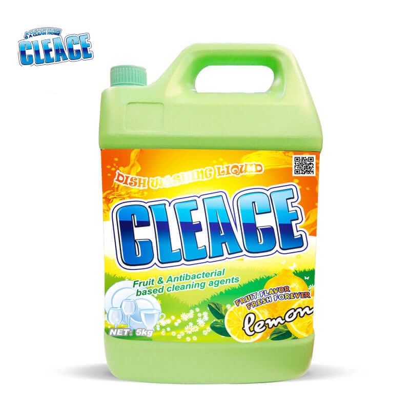 Dishwashing Liquid Lemon 5kg CLEACE
