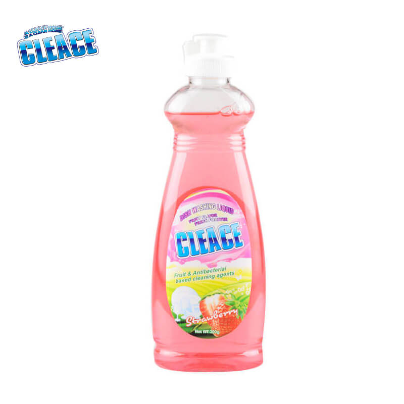 Dishwashing Liquid Strawberry CLEACE