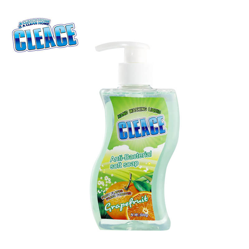 Hand Washing Liquid Grapefruit CLEACE