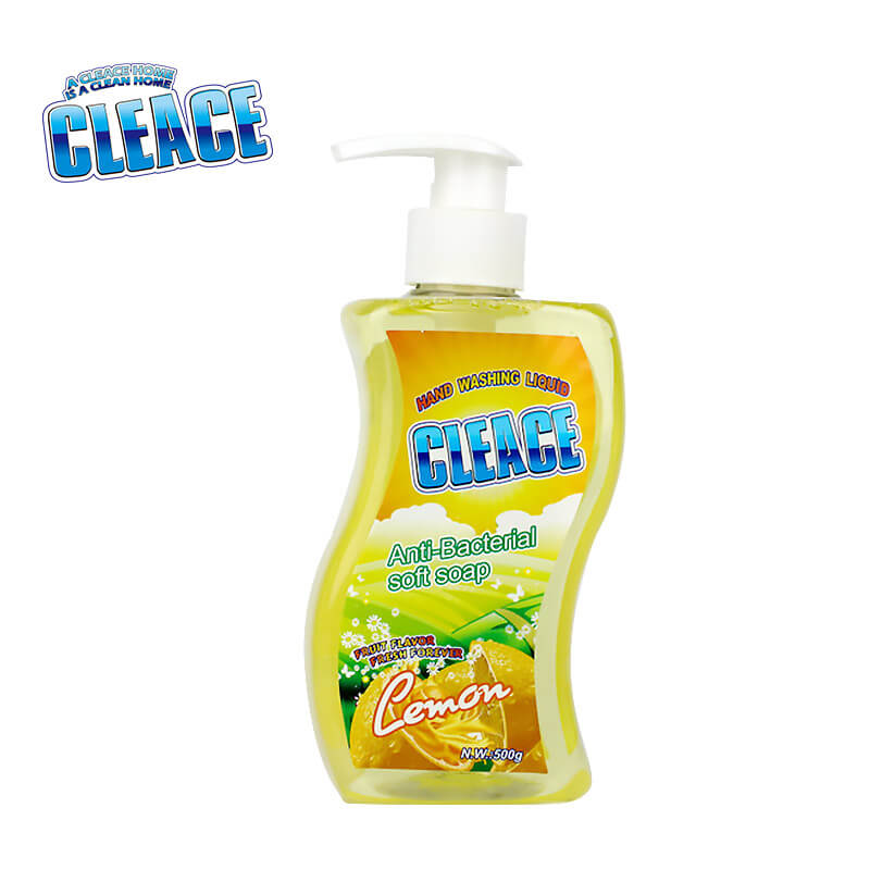 Hand Washing Liquid Lemon CLEACE