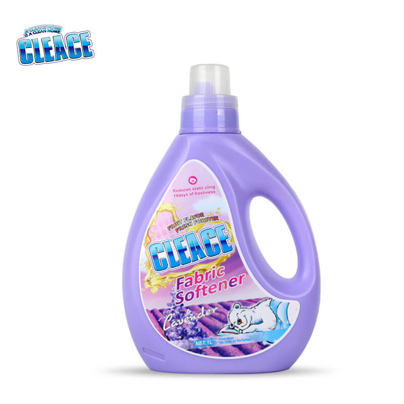 Fabric Softener Lavender Flavor CLEACE