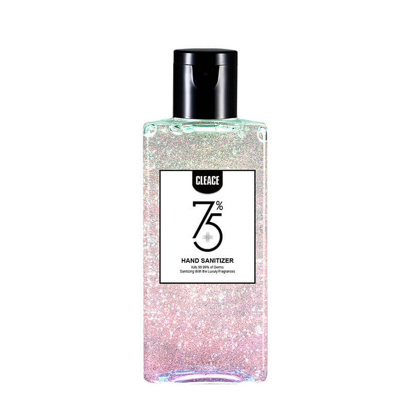 75% Alcohol Hand Sanitizer With Luxury Fragrances CLEACE