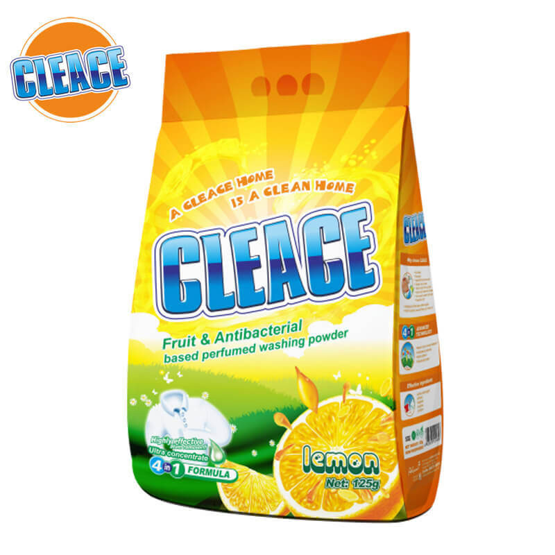 Washing Powder Lemon Perfumed CLEACE